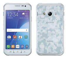 DOCOMO SAMSUNG SC-01H GALAXY ACTIVE NEO ANDROID PHONE UNLOCKED CAMO WHITE JAPAN