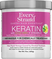 Every Strand Keratin Hair Treatment, 15 oz (Pack of 2)