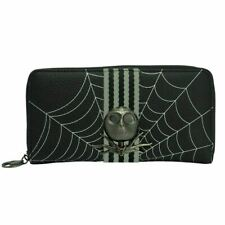 More details for the nightmare before christmas jack skellington zip-around purse