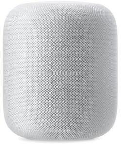 Apple HomePod White Digital Media Streamer  MQHV2LL/A