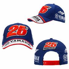 GENUINE YAMAHA Factory Racing Cap ADULT Maverick Vinales Blue **NEW**