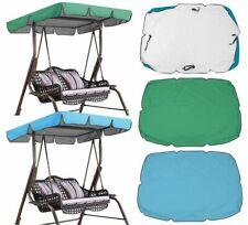 Replacement Canopy Swing Seat Top Cover Outdoor Patio Garden Hammock Waterproof