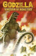 Godzilla: Kingdom of Monsters by Eric Powell 9781684055333 | Brand New