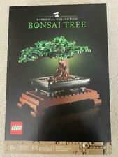 Lego | Bonsai Tree | Botanical Collection | 10281 | New | In Hand | Free Ship