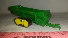 1/64 CUSTOM JOHN DEERE 876 VTANK MANURE  SPREADER SLINGER W TRACKS ERTL FARM TOY