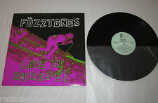 THE FUZZTONES - LIVE IN EUROPE! / USED IMPORT VINYL LP / 1987 RIGHT SIDE FPL3039
