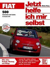 Fiat 500 ab 2007 Reparaturanleitung Reparaturbuch Jetzt helfe ich mir selbst