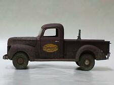 FORD OLD RELIABLE PICK UP Franklin Mint MARRONE 1:24