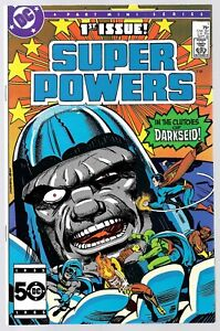 Super Powers #1 2 3 4 5 6 Vol 2 DC Comics (09/1985) Kirby Select an Issue