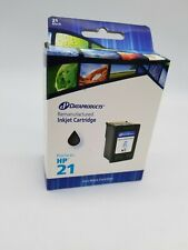 Dataproducts DPC51AN Remanufactured Inkjet Cartridge for HP 21 Black NEW