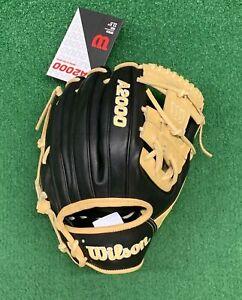 """2021 Wilson A2000 1786 11.5"""" Infield Baseball Glove - WBW100084115 NWT"""