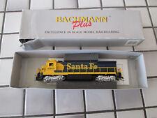 bachmann Santa Fe powered engine Ho scale