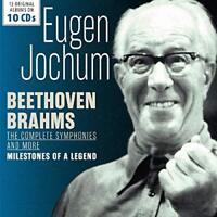 Eugen Jochum - Beethoven/Brahms Complete Symphonies [CD]