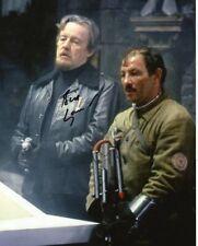 Doctor Who Autograph: WILLIAM GAUNT (Revelation of the Daleks) Signed Photo