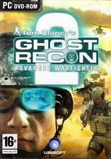 JEU PC CD ROM../....TOM CLANCY'S.....GHOST RECON 2.....ADVANCED WARFIGHTER...