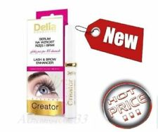 BEST PRICE DELIA EYELASH & BROW SERUM LASH EYEBROW ENHANCER KERATIN Conditioner