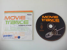 Movie Trance Compilation. Lost witness. DJ Carlos. PROMOCIONAL CD SINGLE. Promo