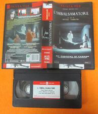 VHS film L'IMBALSAMATORE 2002 Matteo Garrone FANDANGO PSC3919 (F10) no dvd