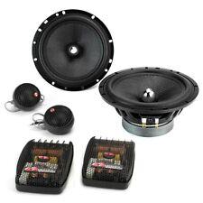 Lautsprecher Set 2Ω 16,5cm Auto 2-Wege Kompo Stereo System Boxen Set Car Hifi