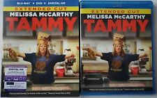 TAMMY EXTENDED CUT BLU RAY DVD 2 DISC + SLIPCOVER SLEEVE FREE WORLDWIDE SHIPPING
