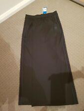 Adidas Black Long Skirt Size UK US 12 EUR 38