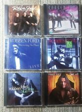 ROBBEN FORD:  6 CD LOT