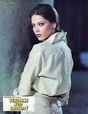 ORNELLA MUTI  PERSONNE N'EST PARFAIT 1981 VINTAGE PHOTO LOBBY CARD N°4