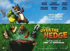 Over The Hedge movie poster - 12 x 16 inches