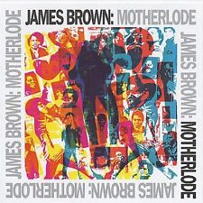 Motherlode - James Brown (2003, CD NUEVO)
