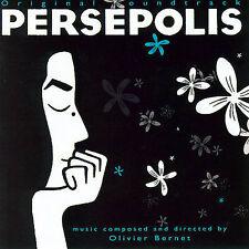 1 CENT CD Persepolis SOUNDTRACK Olivier Bernet