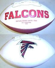 Atlanta Falcons Rawlings Fotoball Signature Full Size NFL Team Logo Football