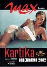 Calendario Max 2002 Kartika