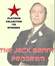 THE JACK BENNY PROGRAM PLATINUM TV COLLECTION    25 DVD SET    132 EPISODES