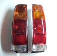 Rear Lamp Tail Combination Light  fit 83-88 Isuzu KB KB21 KBZ  KB26 Rodeo Chrome