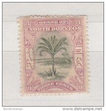 North Borneo 1897 3C Mint/Unused (MH) SG97 BC237