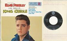 """Elvis Presley EP deutsche RCA EPA-4319 """"King Creole"""" S7 Pressung"""