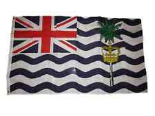 3x5 British Indian Ocean Territory Flag 3'x5' Brass Grommets polyester