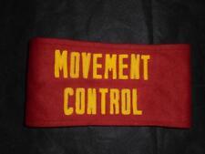 Genuine USMC United States Marines Corps Movement Control  Brassard / Arm Band
