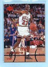 "MICHAEL JORDAN - 1998 Upper Deck MJx ""MJ Timeline-1st Half"" - #30 - Low Shipping"