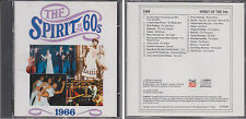 Spirit of the 60s 1966 Various Artists TIME LIFE CD Groovy Kind of Love Daydream