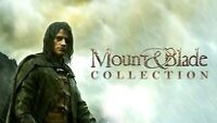 Mount & Blade - Full Collection   Steam Key   PC   Digital   Worldwide  