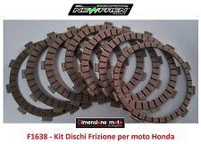 "F1638 - KIT DISCHI FRIZIONE ""NewFren"" per Honda VT 600 C Shadow dal 1994 al 2000"