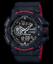 GA-400HR-1A Black G-shock Men's Watches Analog Digital Resin Band New