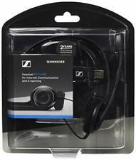 SENNHEISER PC 7 USB Headset 504196 Black Japan Ver. New / FREE-SHIPPING