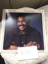 Little Milton Playing for Keeps Vintage Original Record LP Album • E/VG+