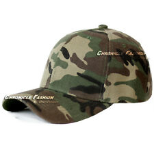 Baseball Cap Plain Snapback Curved Visor Hat Solid Blank Plain Adjustable Caps