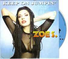 Zoe S. - Keep On Jumpin' - CDS - 1996 - House 2TR Cardsleeve Musique Cover