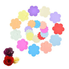 11 Colors Paper Quilling Flowers Rose Paper Handmade Material Accessories TOCA