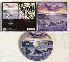 Utumno - Across The Horizon CD OOP CYANIDE SYNDICATE desultory nihilist carnage