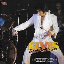 Elvis PRESLEY-back in the Desert [CD showroom]
